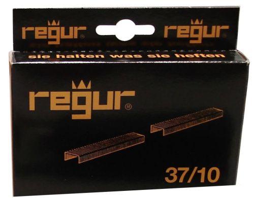 Kalapácstűzőgép kapocs REGUR 37/10mm 5000db/csomag Kód:03710