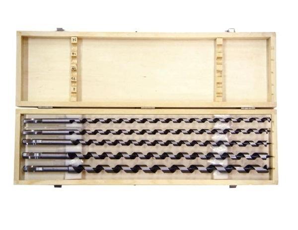 Fúró készlet 5részes fához 460mm Kód:043005