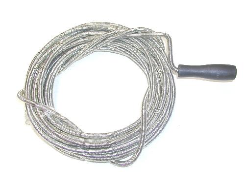 Csőtisztító Tekerős 3m×5mm Kód:062835, 062835