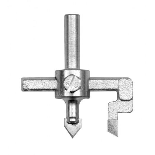 Csempekörkivágó wolfram, állítható 20-90mm VOREL Kód:203900