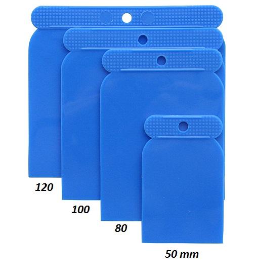 Spakli készlet 4 részes műanyag 50-150mm Kód:2160328