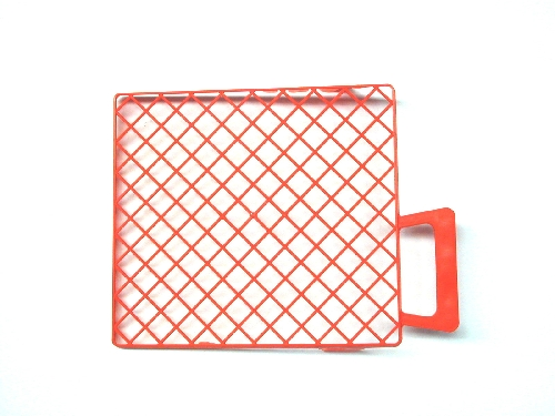 Festőhenger lehúzórács műanyag 27x29cm Kód:66029