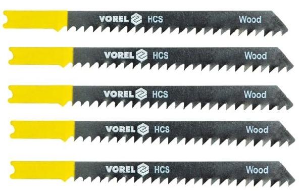 Dekopír fűrészlap 100mm 5db/csomag VOREL HCS Kód:227830