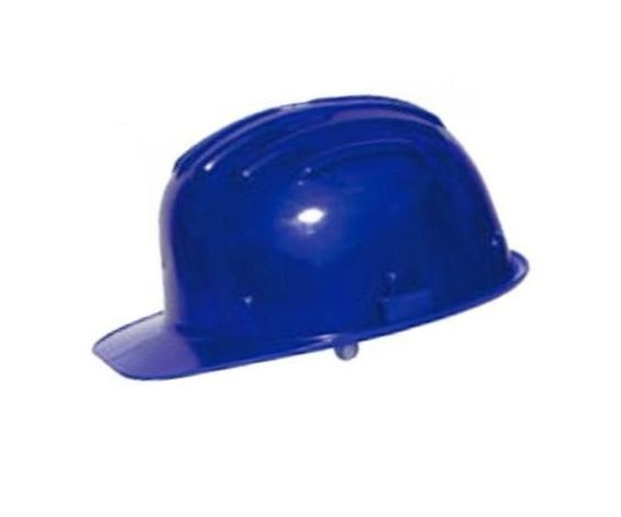 Védősisak kék CE Kód:77040