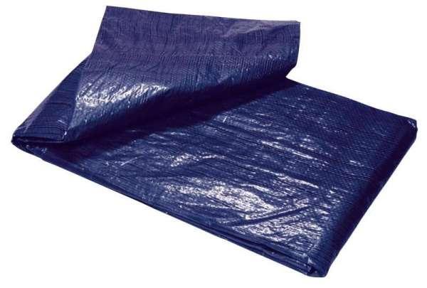 Ponyva vízhatlan 10×12m kék 75g/m2 Kód:025090