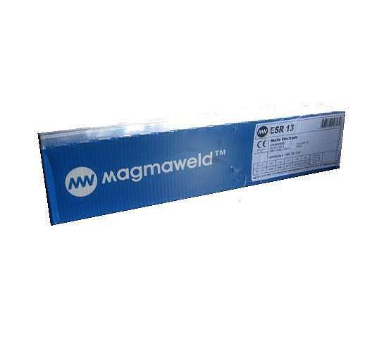 Elektróda Magmaweld 5kg 2,5×350mm rutilos Kód:04857