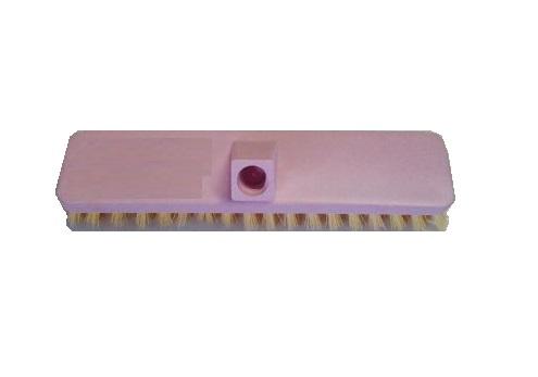Gyökérkefe 60×270mm műanyag markolattal, nyelezhető Kód:59588