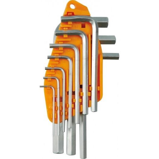 Imbusz Készlet 10 Részes  1,5-10mm Kód:256393