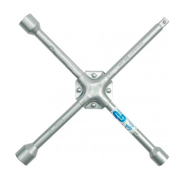 Kerékkulcs erősített 1/2col  17-19-21 VOREL Kód:257020