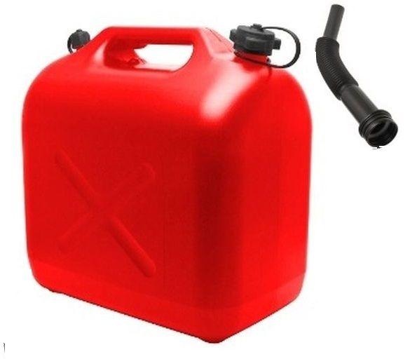 Üzemanyag kanna 20 literes műanyag Kód:25412