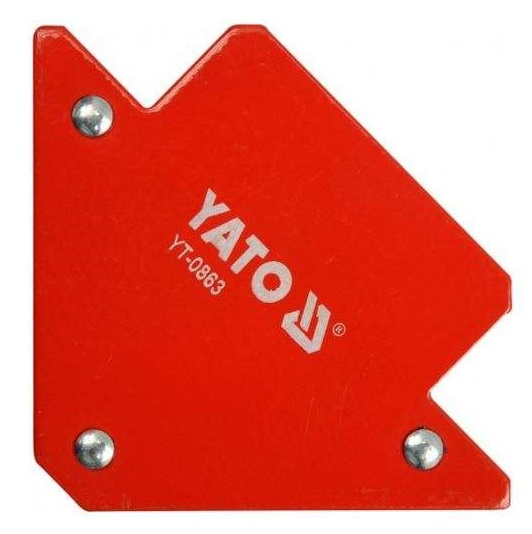 Mágneses szög összeillesztéshez 11,5kg teherbírás yato Kód:YT-0863