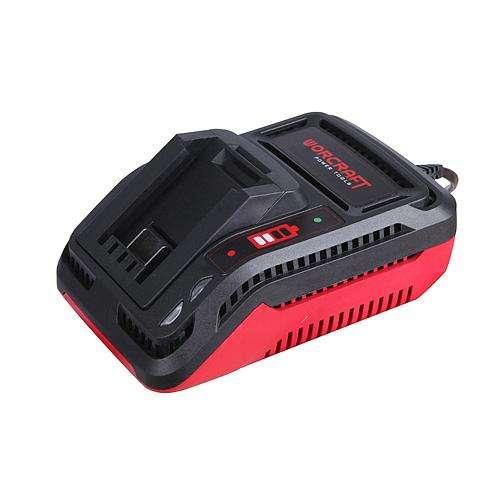 Worcraft akkumulátor töltő CLC-20V-2,4A Kód:1130316