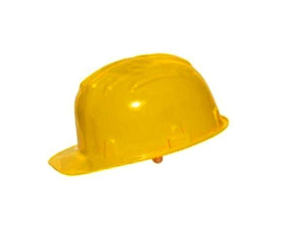 Védősisak sárga CE Kód:77030