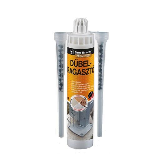 Dübel ragasztó poliészter  300ml  Kód:DRAG300