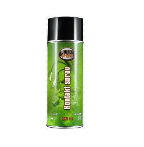 Kontakt spray 400ml  Kód:US400
