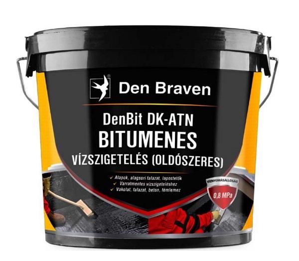 DenBit bitumenes vízszigetelés 5kg Kód: DK-ATN