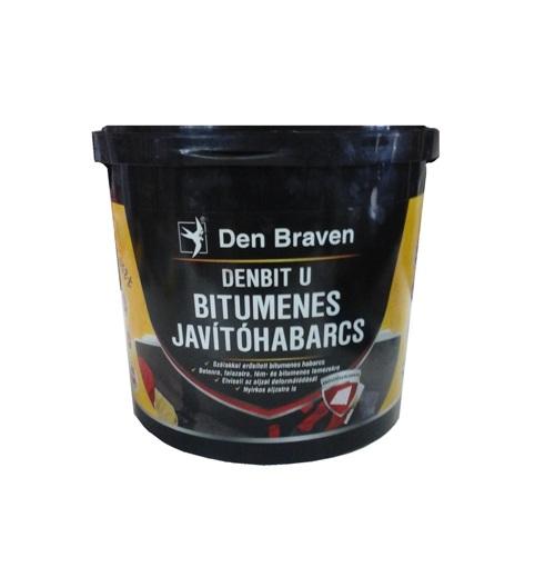 DENBIT U bitumenes javítóhabarcs 5kg Kód:DBU5