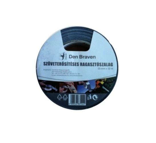 Szöveterősített ragasztószalag 50mm×50m DenBraven Kód:szöv50m