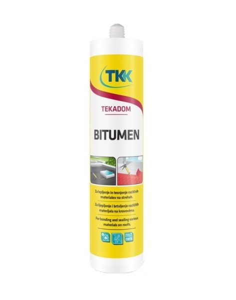 Bitumen ragasztómassza 300ml TKK Kód:tkkbitu