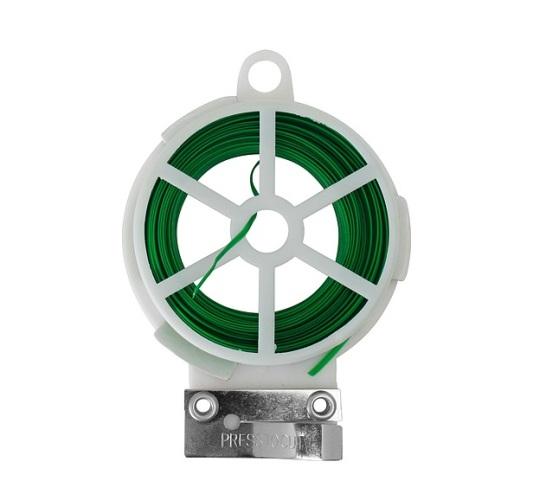 Kötöződrót műanyag bevonattal 15m SK Kód:217151