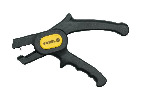 Kábelcsupaszító fogó 170mm 0,5-4mm VOREL Kód:245201