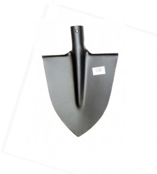 Ásó 1 kg fekete erősített lemezből Kód:50013