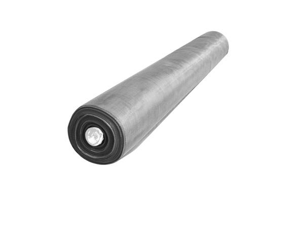 Szúnyogháló üvegszálas 1,2m széles / 1méter szürke Kód:10825