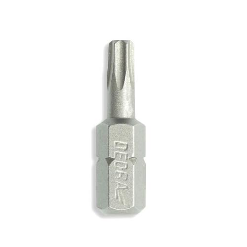 Bit készlet 3 részes Torx T10×25mm S2 Kód:18A03T100
