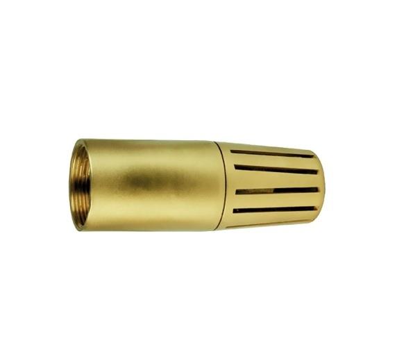 """Cső lábszelep 1"""" réz 38×110mm belső menetes It. Kód:372397"""