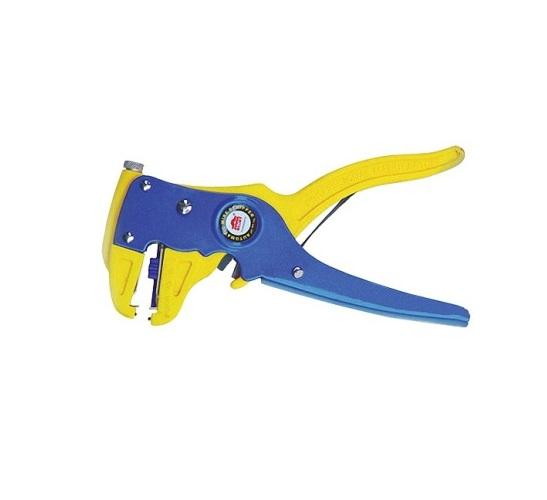 Kábelcsupaszító fogó 180mm 0,5-6mm GIANT Kód:229248