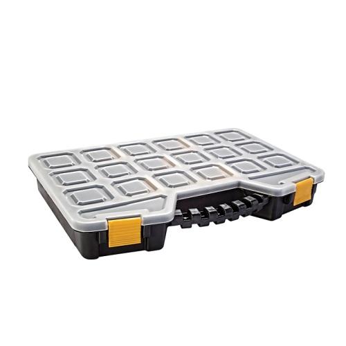 Szortiment tároló doboz műanyag 420×295×60mm Kód:35222