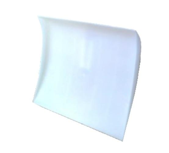 Hólapát 40 cm műanyag fehér Kód:92444