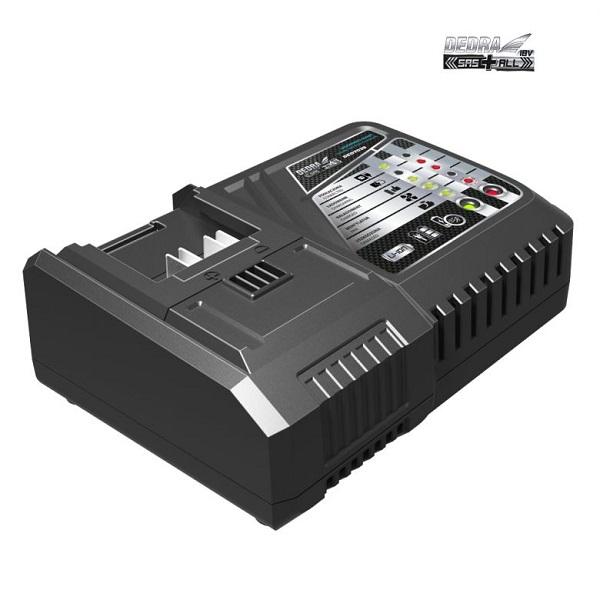 Akkumulátor töltő DEDRA (gyors töltés)  Kód:DED7039