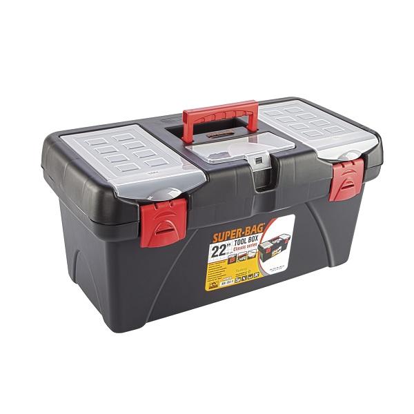 Szerszámos láda 22 col  SUPER-BAG Kód:35203/2048